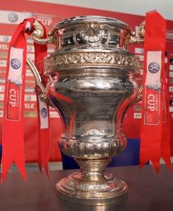 La copa de la liga ahora en poder del FC Bale