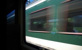 A toda velocidad entre Ginebra y Lausanne - Foto Jared Bloch