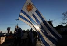 Uruguay se anota su primera victoria en años - Foto 2010FWCLOC