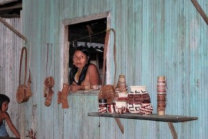 Las comunidades indígenas altamente expuestas a riesgos de paludismo cuenta ahora con más probabilidades de no adquirir la enfermedad - Foto de Jared Bloch