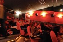 Festival de cine en Ginebra - Foto de archivo de ©Jared Bloch
