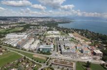 Campus del EPFL en Lausanne - Foto ©Alain Herzog-EPFL