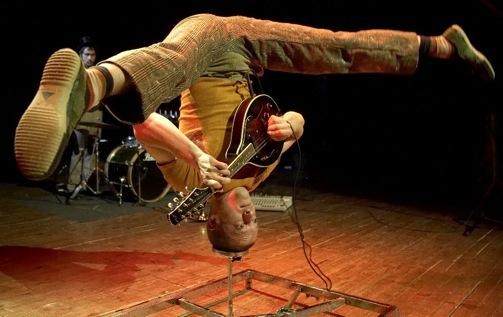 Circo Mumusic - Foto cortesía Monde du Cirque