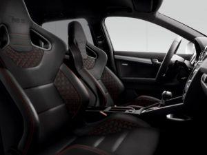 Salón del auto en Ginebra - Imagen del interior de un Audi presentado en 2011