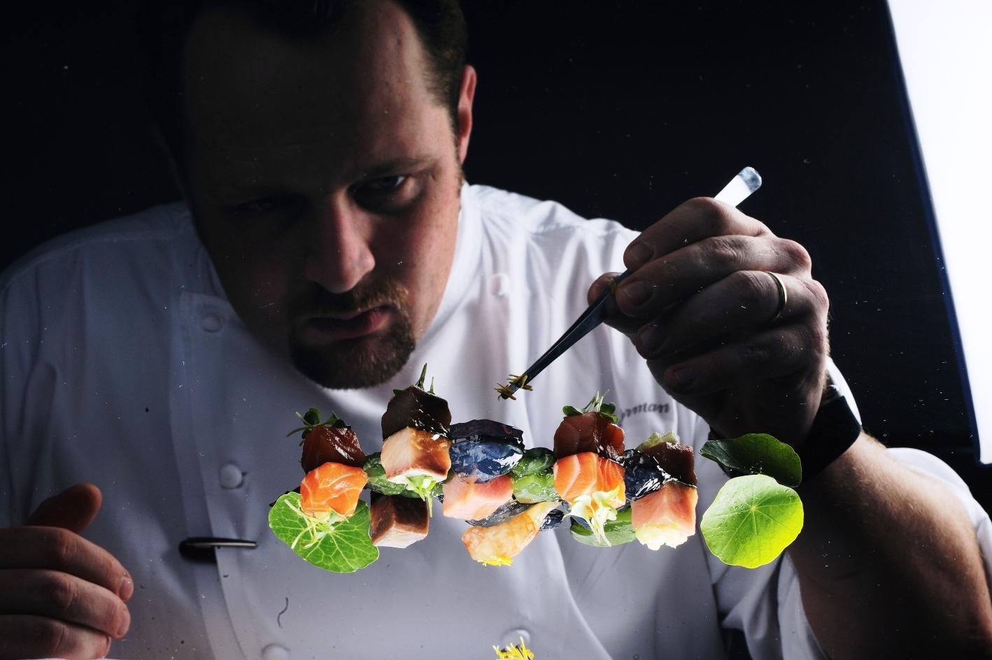 Curso de cocina y comida en el hotel kempinski por menos - Cocinas chef ...