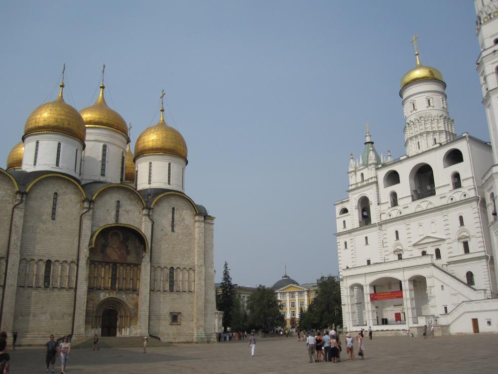 Patio interior del Kremlin