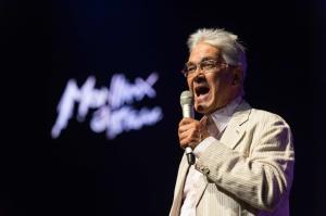 Claude Nobs director Festival de Jazz de Montreux en grave estado de salud - Foto MJF ©Lionel Flusin