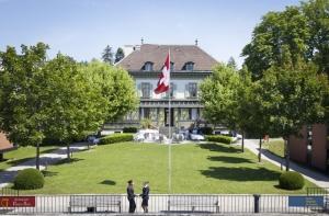 Escuela de Hotelería de Ginebra y Restaurante Vieux-Bois - Foto EHG