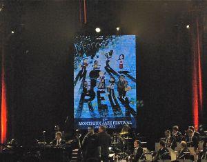 Concierto homenaje a Claude Nobs Funky Claude en Montreux, Suiza - Foto cortesía de Jared Bloch