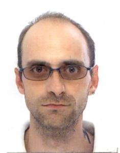 La policia cantonal del Valais con sede en Sion dio a conocer esta imagen de un ciudadano español pidiendo ayuda del público para esclarecer su muerte.