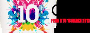Logo del Festival Caprices en Suiza de 2013