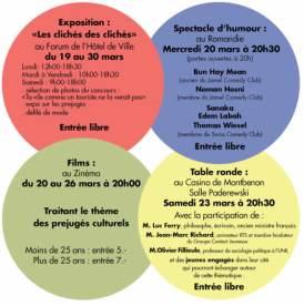 Festival Clichés en Lausanne