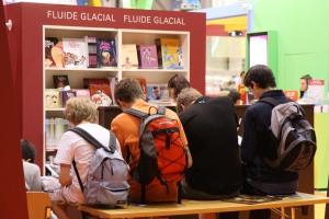 Feria del libro en Ginebra - Foto cortesía de: Le salon du livre et de la presse de Genève