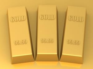 Toneladas del oro suizo es guardado en otras partes del mundo -  Foto de Boykung en FreeDigitalPhotos.net