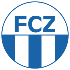 Logo del club de football de zurich que es ahora el nuevo campeón de Suiza