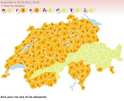 20JUne meteo suisse