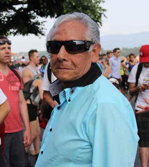 The men at Geneva's Lake Parade006