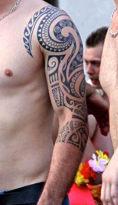 The men at Geneva's Lake Parade008