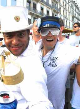 The men at Geneva's Lake Parade028