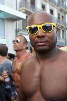 The men at Geneva's Lake Parade030