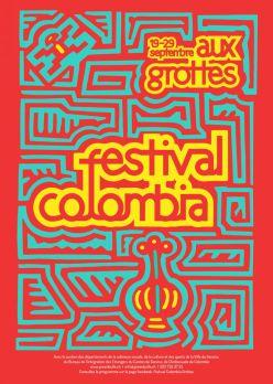 festival colombia en grottes