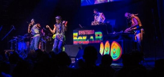 Systema Solar en concierto - Foto de prensa de Zaeg