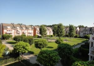 Les quatre fontaines en Vessy, cantón de Ginebra donde ocurrió el incidente - Foto de archivo