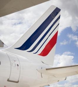 Avión de Air France - Foto cortesía de la aerolínea