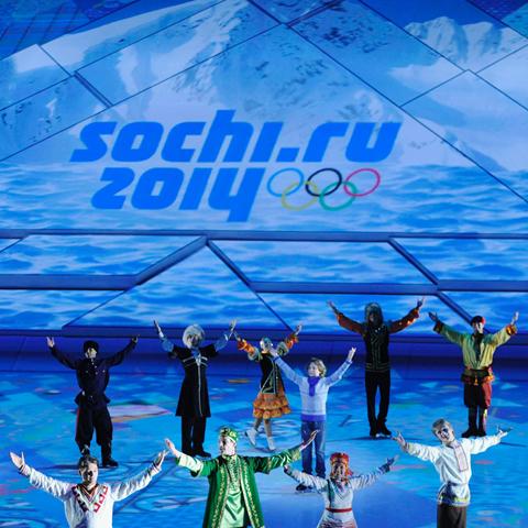 Imagen de juegos olímpicos - Foto del Museo Olímpico