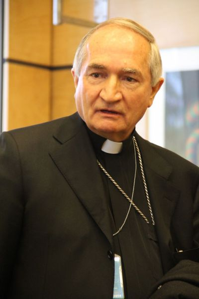 Monseñor Silvano Tomasi