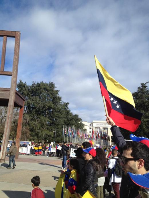 Venezuela en ONU Ginebra Geneva