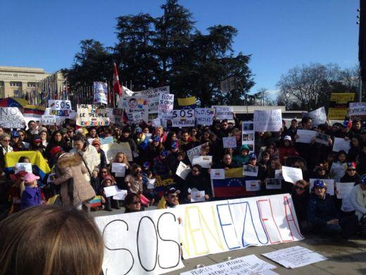 Venezuela en ONU Ginebra Geneva6
