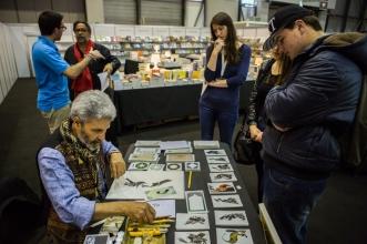 Foto del Salon du livre de Genève
