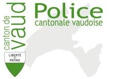 Logo de policia cantonal de Vaud