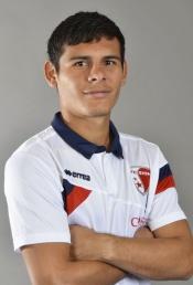 Pedro Ramirez Venzuela jugador FC Sion Suiza - Foto de prensa