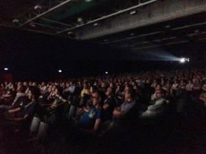 Navajazo presentación en Suiza en Locarno