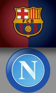 FCB-Napoli