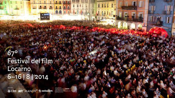 festival de cine de locarno afiche