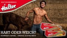 Comercial de caramel suizo en controversia