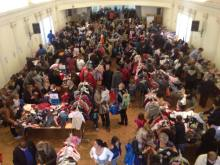 International children's clothing sale