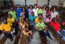 Las Mariposas grupo afrocolombiano que gana el premio Nansen