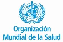 Logo Organización Mundial de la Salud OMS en español