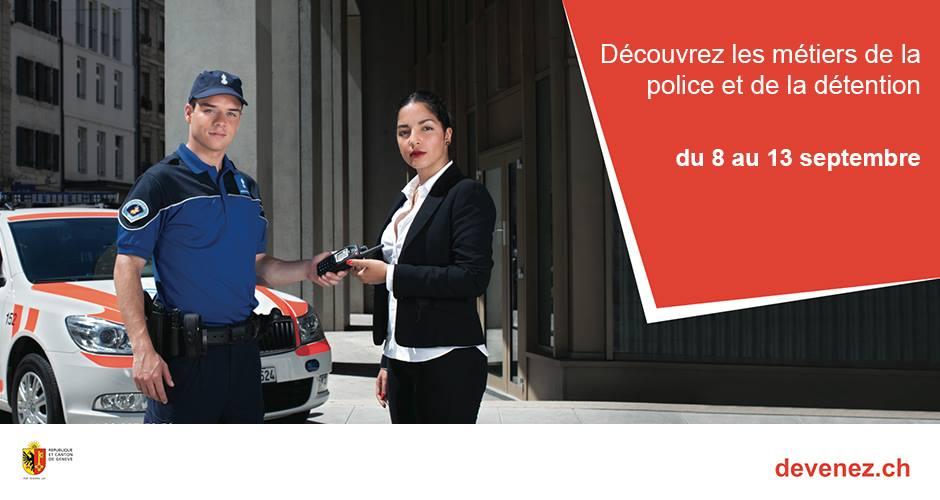 Policia de Ginebra