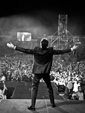Marc Anthony en concierto