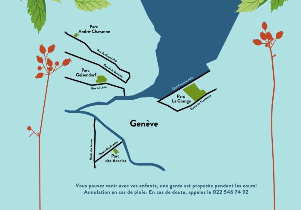 Cursos de francés en Ginebra