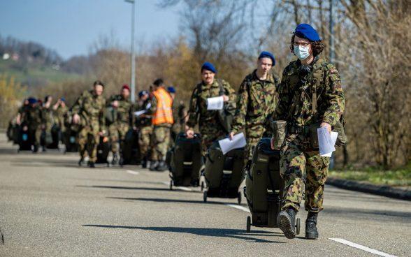 Ginebra y Lausana envían pacientes con Covid-19 a otros cantones; llega la armada a prestar auxilio