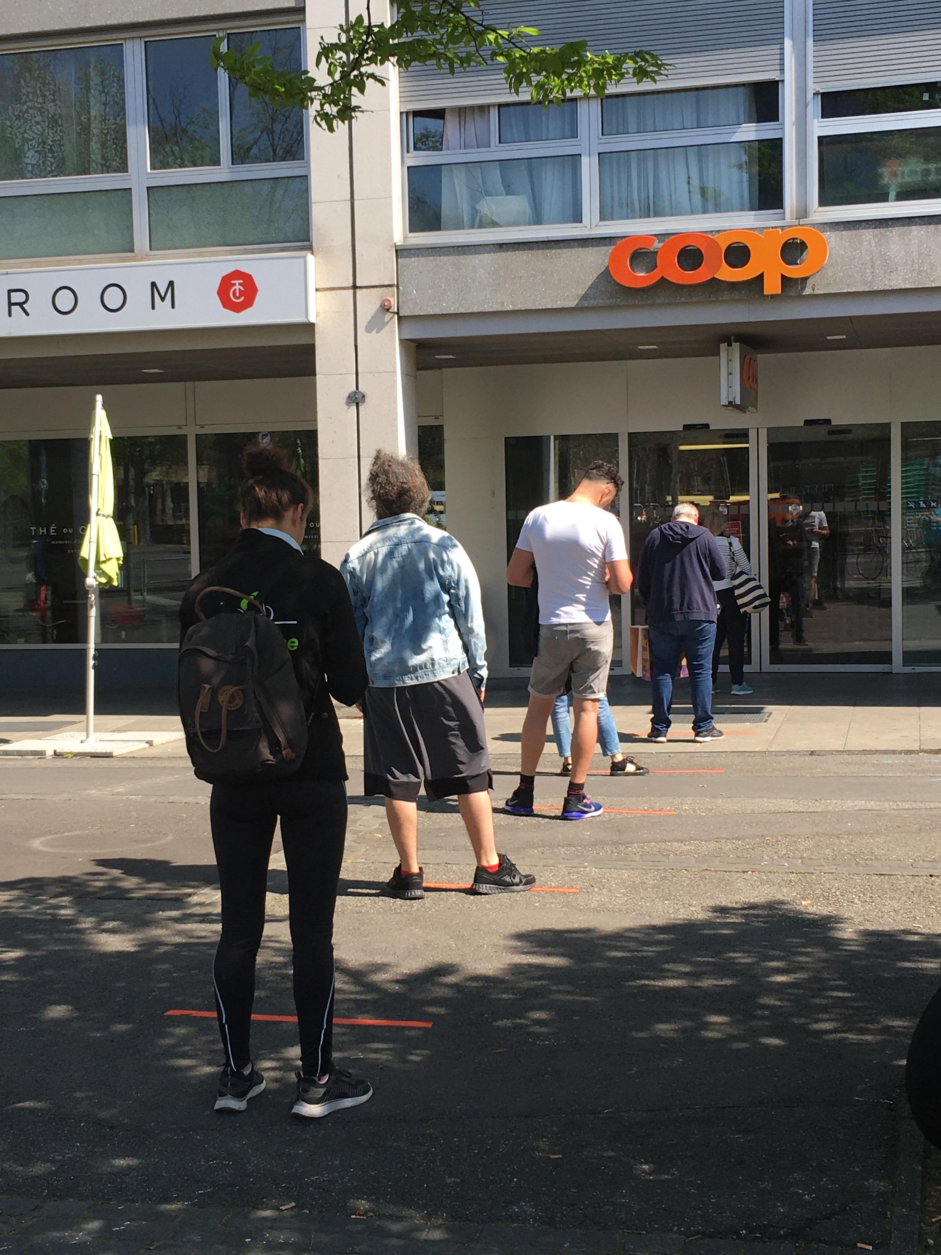 Ginebra, Suiza: Cómo funcionará la primera fase de reapertura
